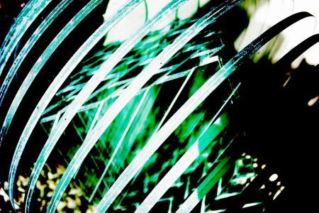 Glasbal - 60x150x50 - Glas Cortenstaal - 2009 -3